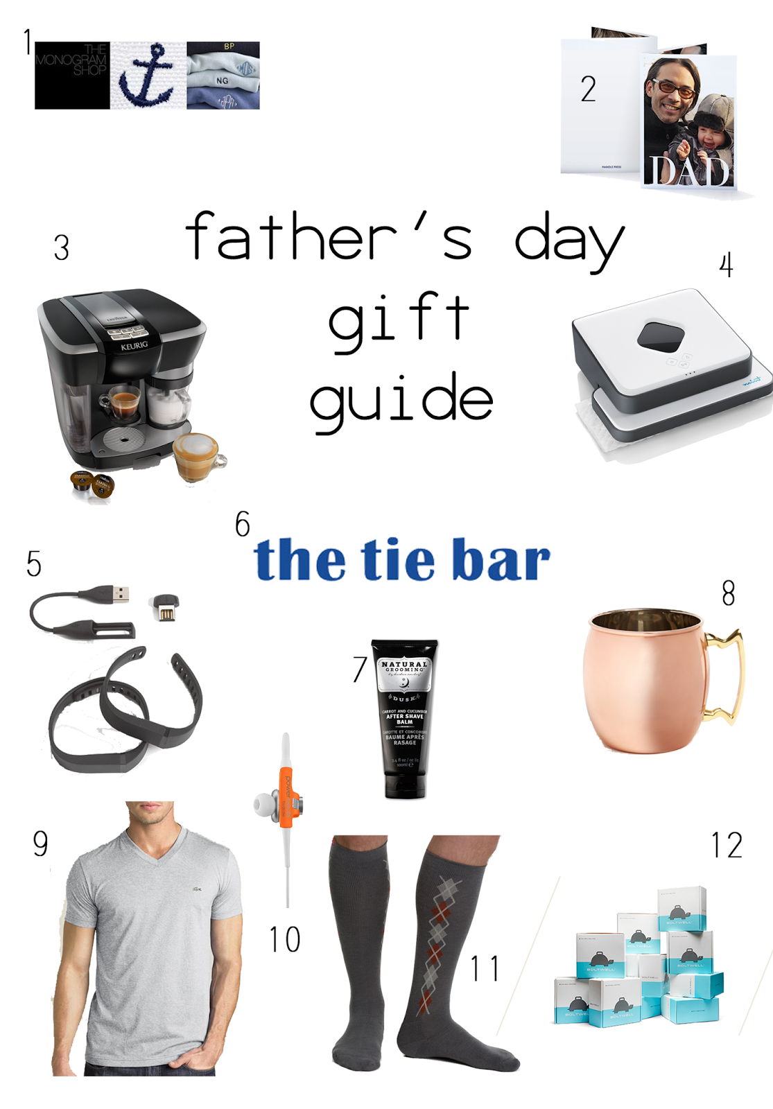 father's day gift guide - sarah tucker