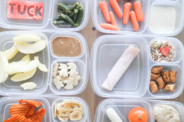 back to preschool snack ideas with @igloo