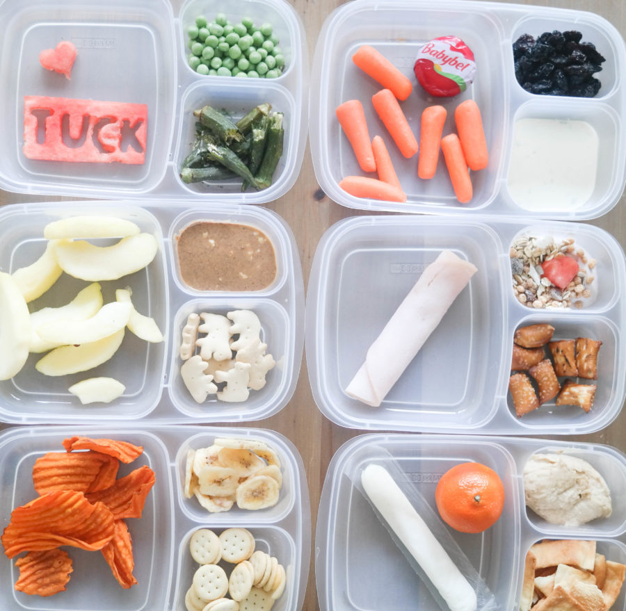 back to preschool snack ideas with @igloocoolers