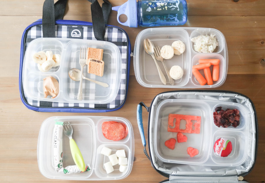 back to school snack ideas with @igloocoolers