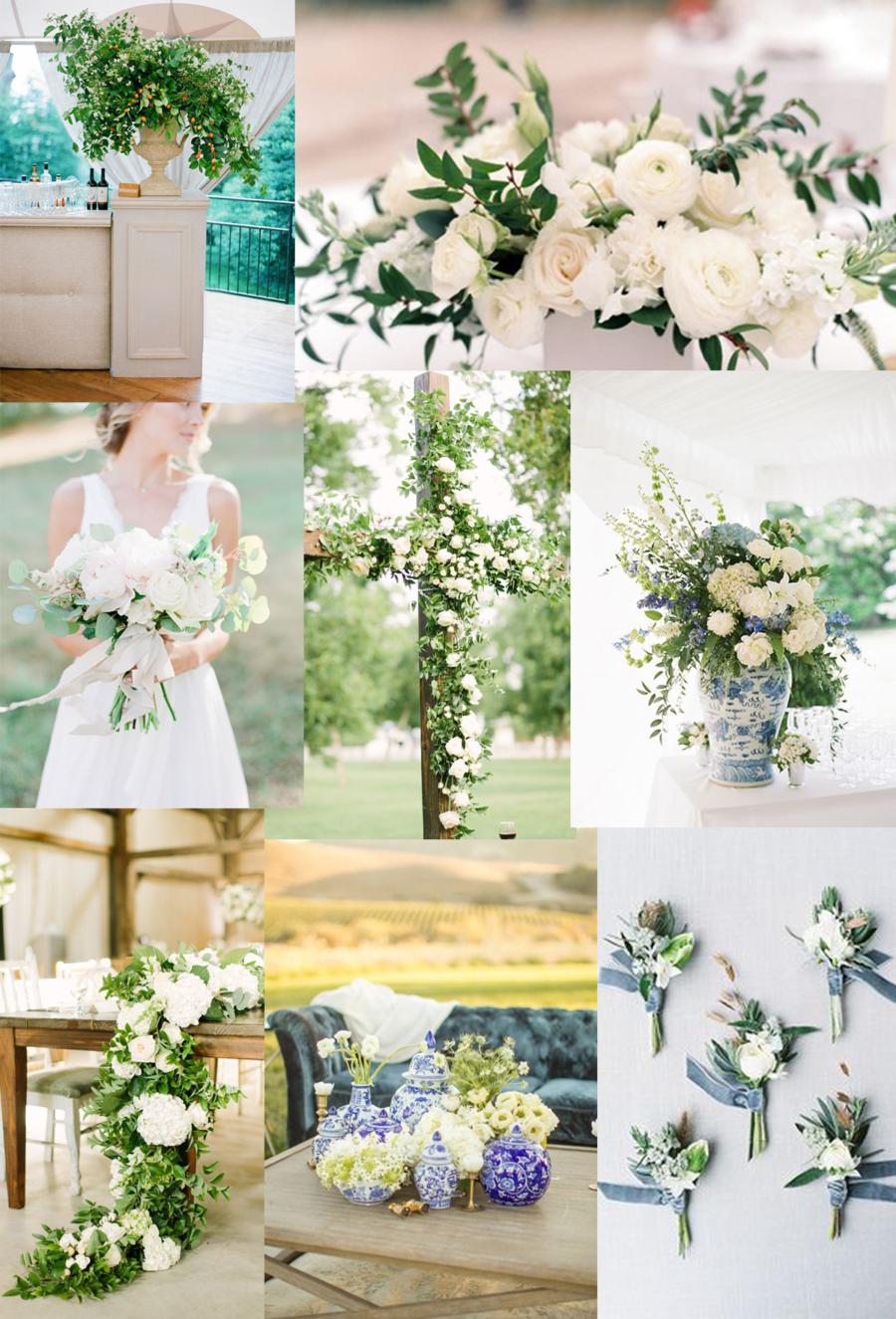 fifty flowers floral inspiration