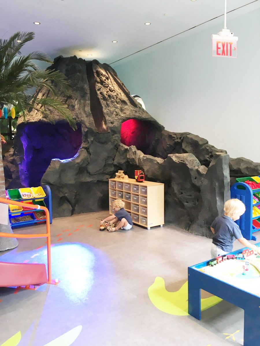 kids club at four seasons orlando