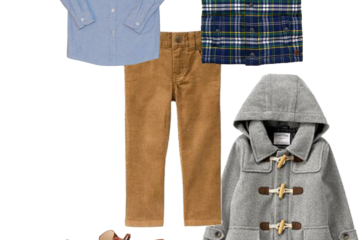 fall picture outfits for little boys