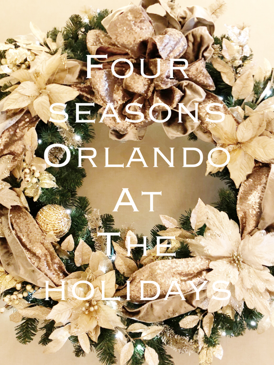 four seasons orlando during the holidays