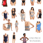 cute and modest one piece swimsuits