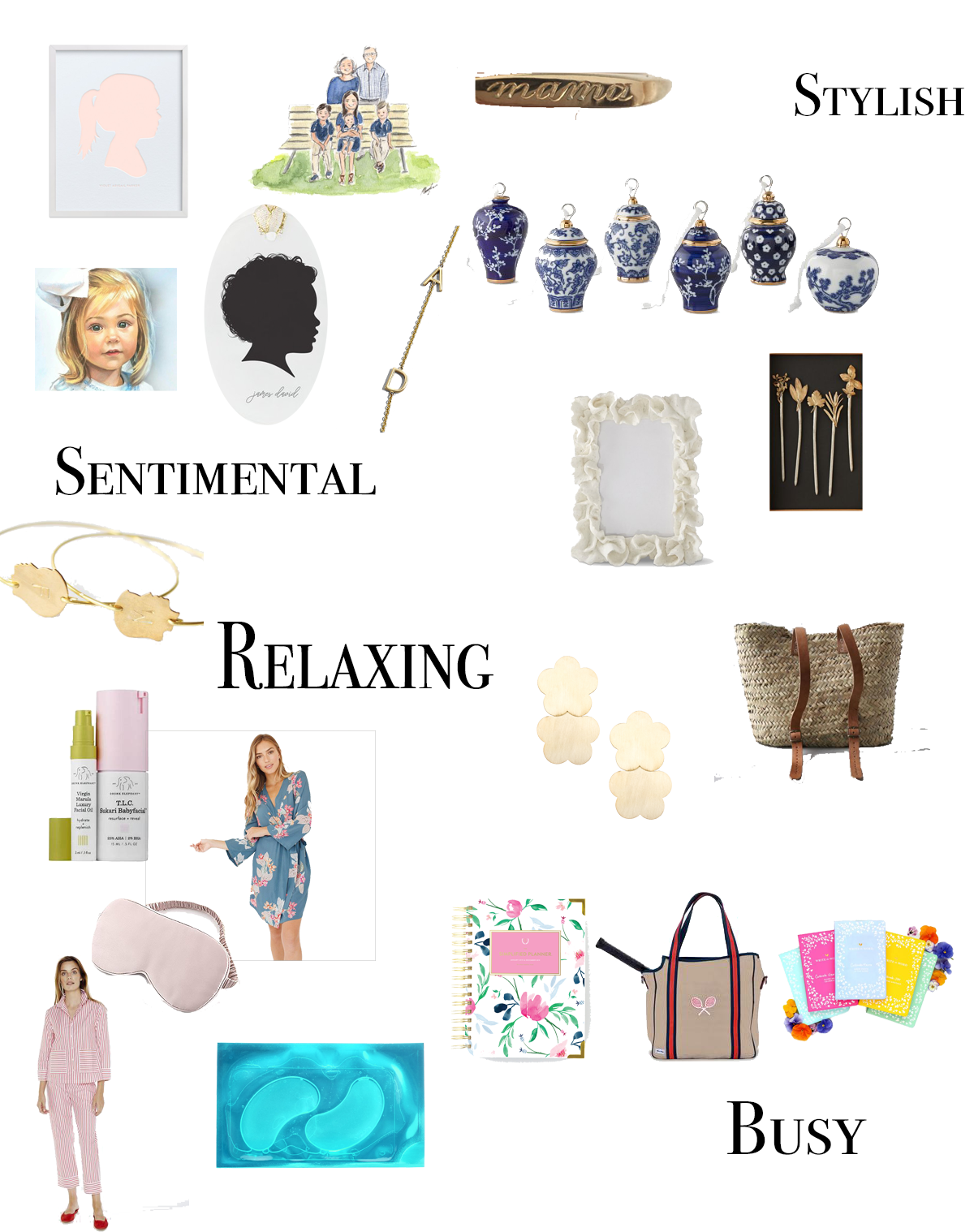 Gift Guide for Moms and Mother in Laws - Sarah Tucker