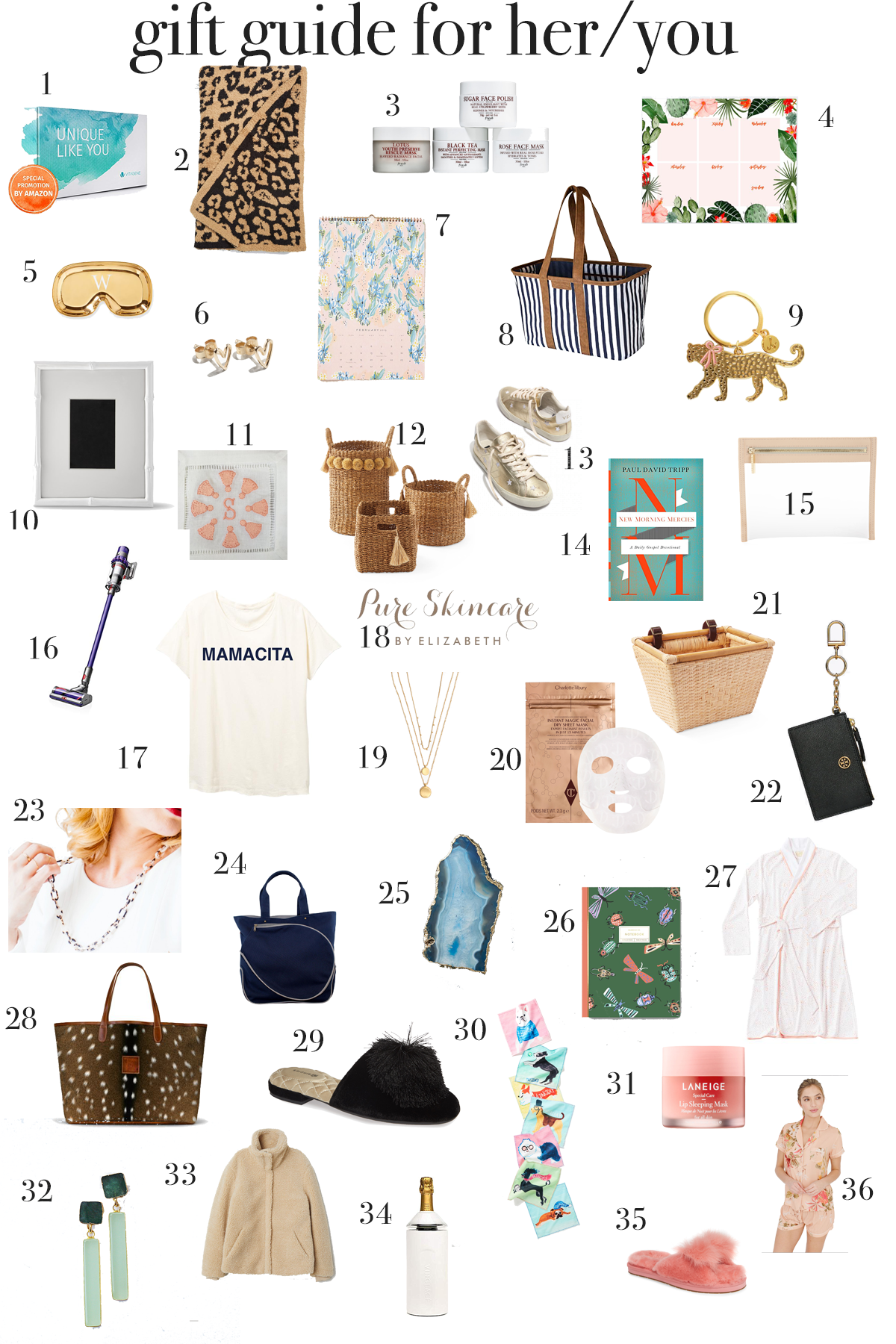Gift guide for Her / send this to your husband -save your christmas
