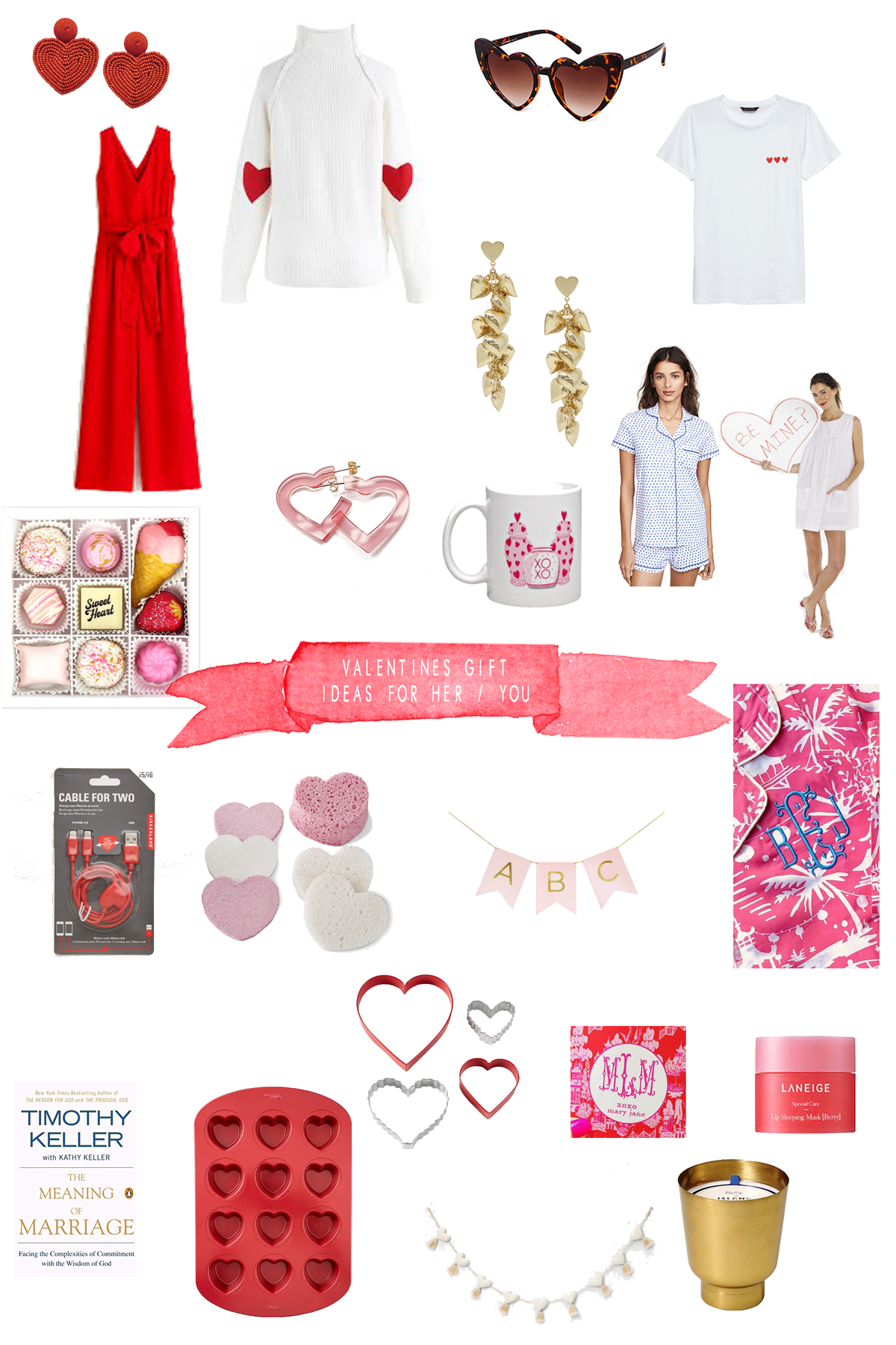 Gift Guide For Her Under 100 For Valentine S Day 2019