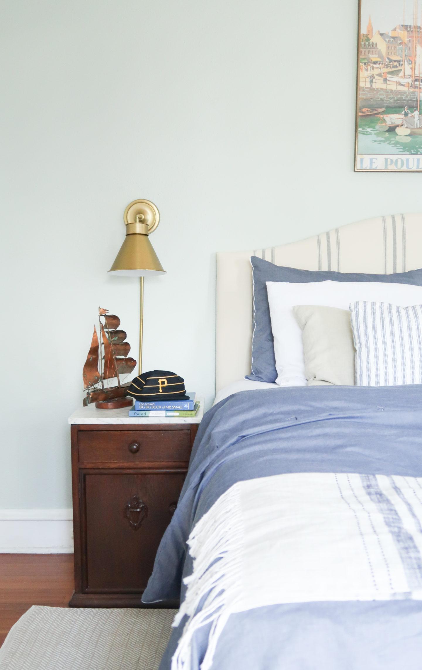 nautical inspired big boy room