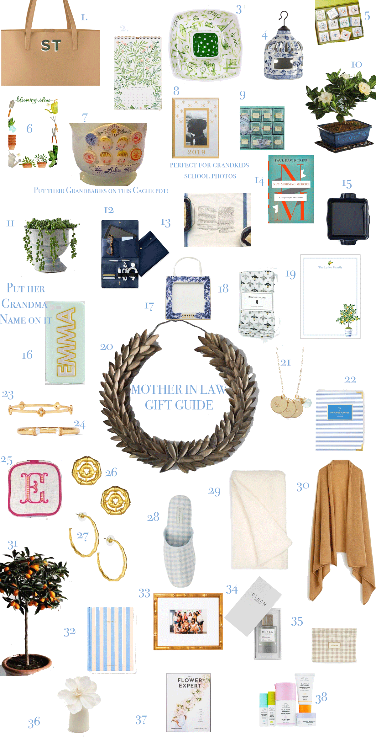 A Mother In Law Gift Guide No Fail No Offend Thoughtful